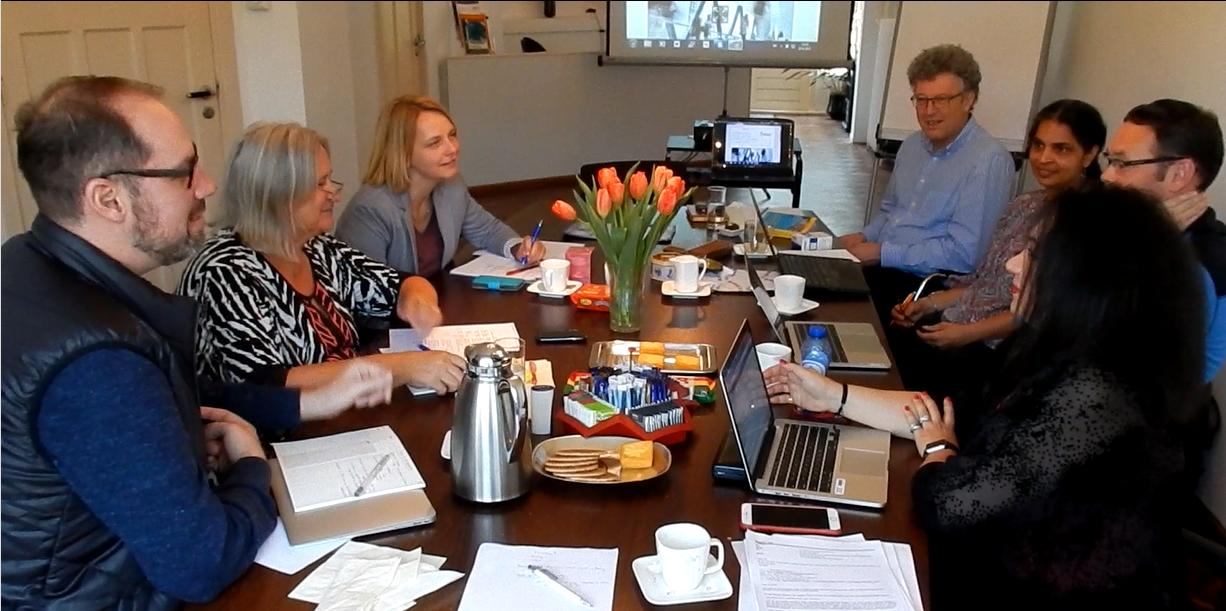 IAWBH board meeting